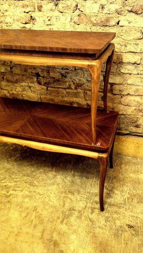 mesa ratona estilo frances luis xv antigua
