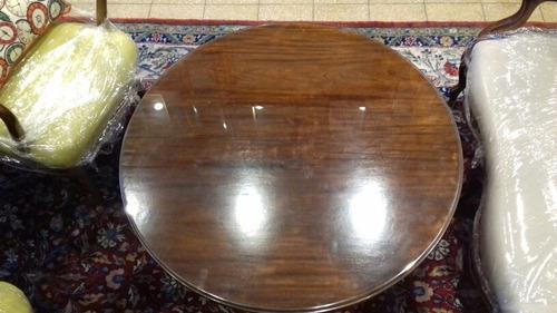 mesa ratona estilo ingles