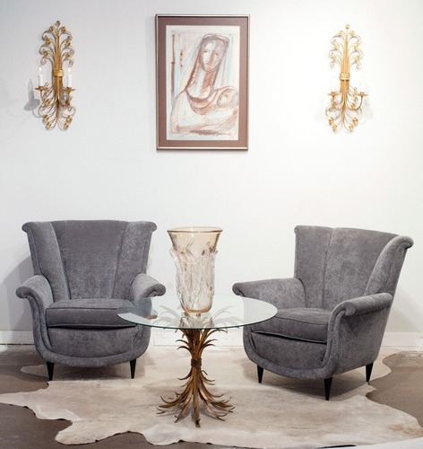 mesa ratona estilo jansen, hollywood regency