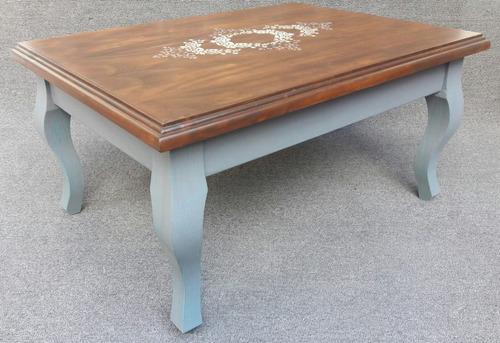 mesa ratona estilo provenzal - excelente calidad!!