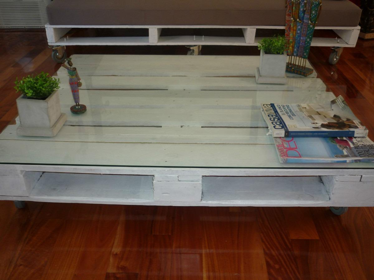 Mesas hechas con palets de madera gallery of artilujos - Mesas hechas con palets ...