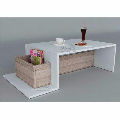 mesa ratona, industrial, rustica hierro y madera 12 pagos th