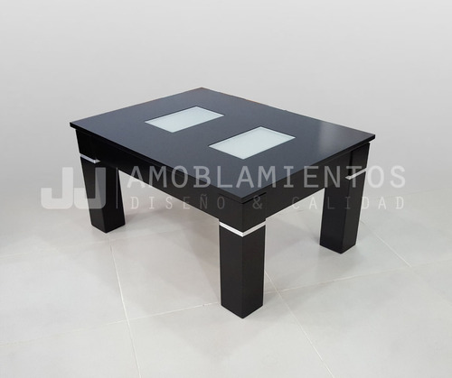 mesa ratona laqueada 80x60