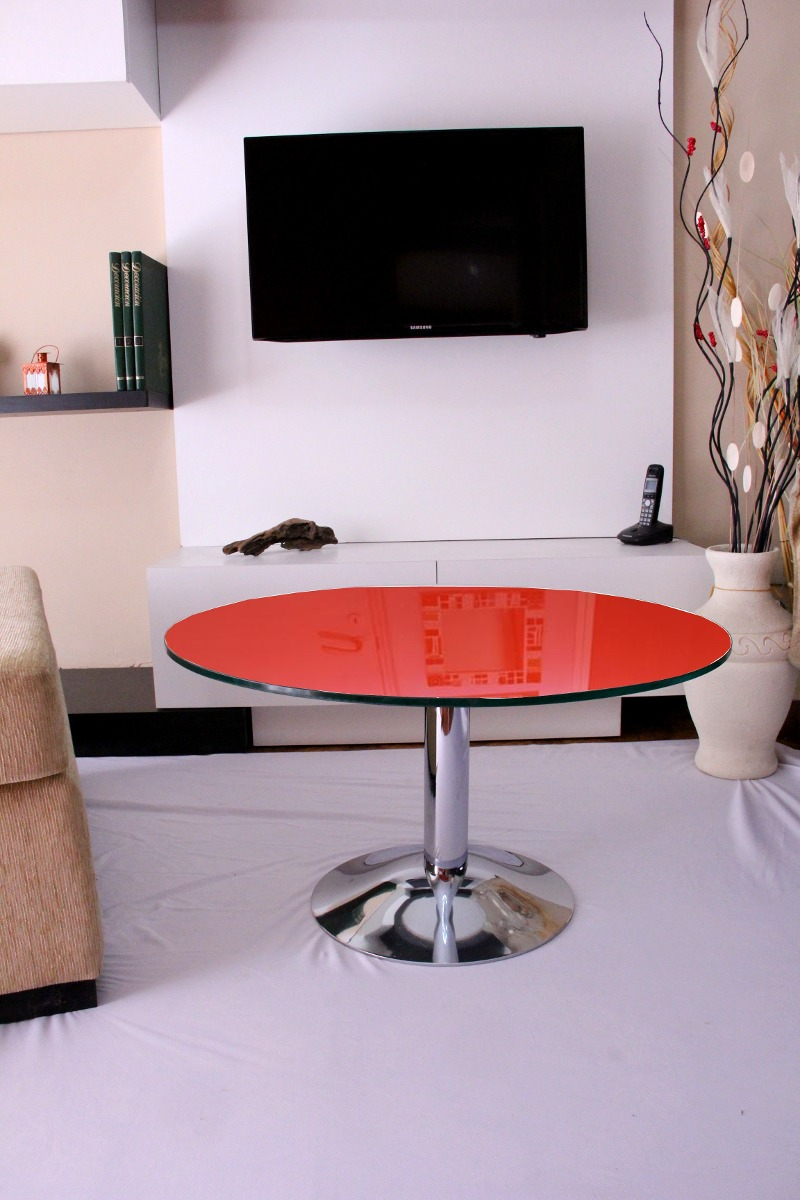 Mesa Redonda De Vidrio Para Comedor. Perfect Trendy Magnficas Fotos ...