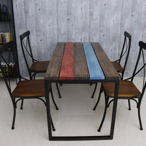 mesa ratona madera comedor