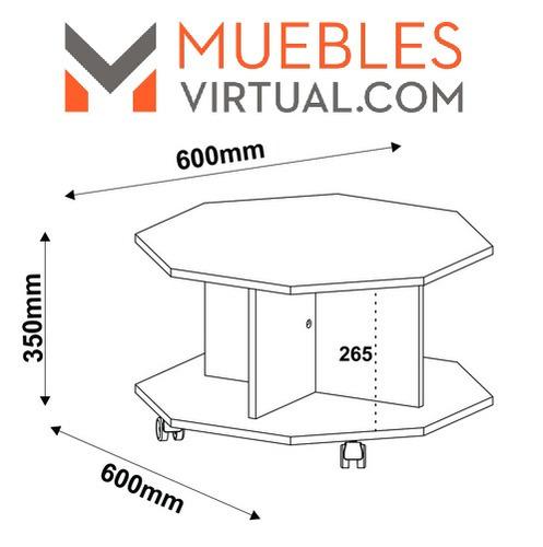 mesa ratona mesa