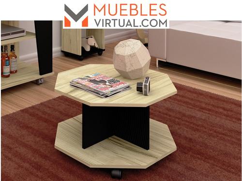 mesa ratona mesa con ruedas colores combinados liquidacion!!