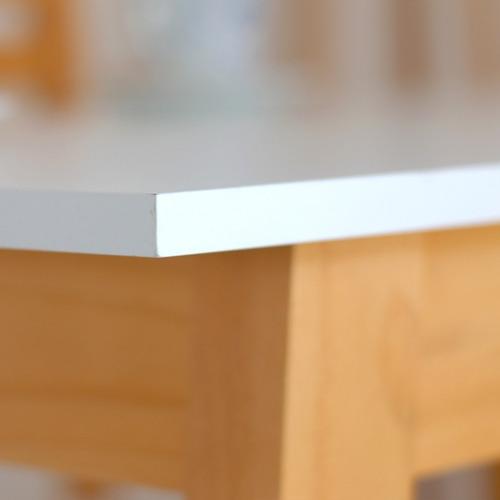 mesa ratona nordico escandinava 60x100 stockhoy comedor