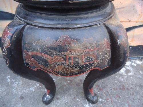 mesa ratona oriental