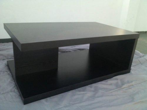 mesa ratona rectangular.