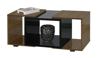 mesa ratona rectangular tipo cubo.