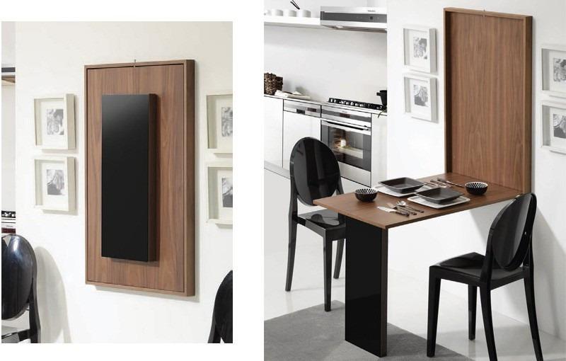 Mesa rebatible pizarron estanteria todo en1 muebles a for Todo en muebles