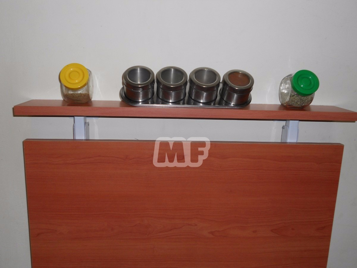 3 1 M X 60 Rebatible Mensulas Mesa Cm 2 Con Plegable zpGLUqSMVj