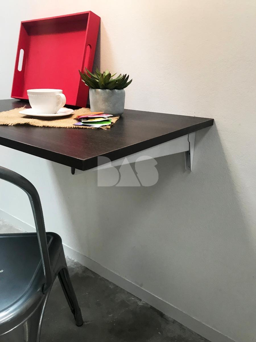 Mesa Rebatible Plegable Cocina Pared Desayunador 90x50
