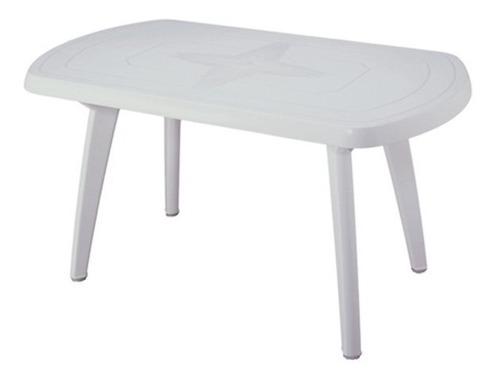 mesa rectangular plastica rimax
