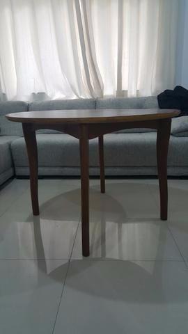 mesa redonda 1,10 diâmetro