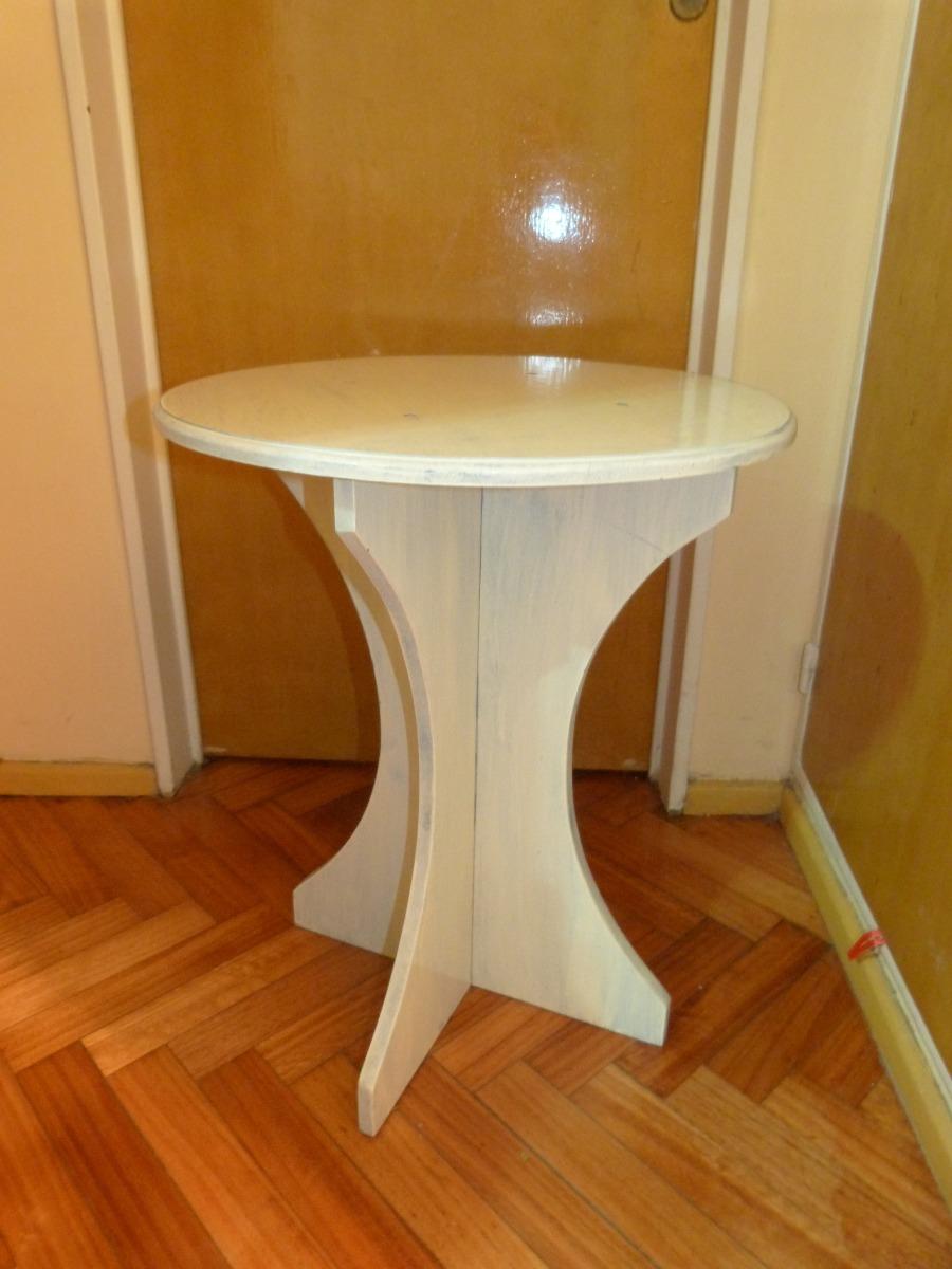 mesa redonda madera comedor