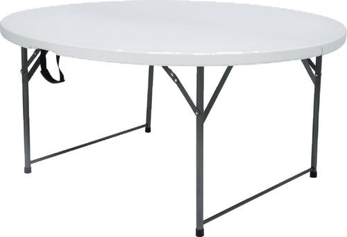 mesa redonda plegable grande / grupo tornado / fold