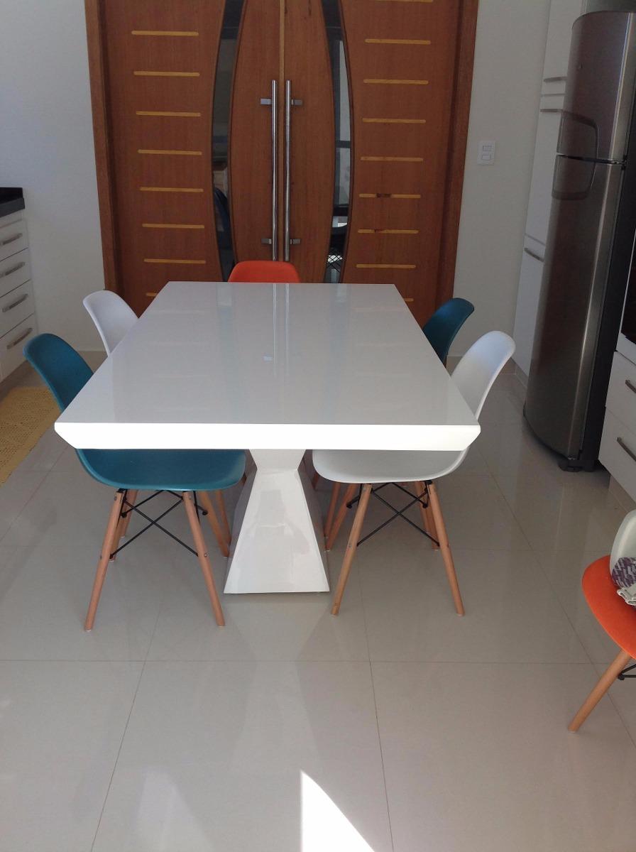 Mesa resina alba tampo chanfrado x branca r 3 - Mesa resina carrefour ...