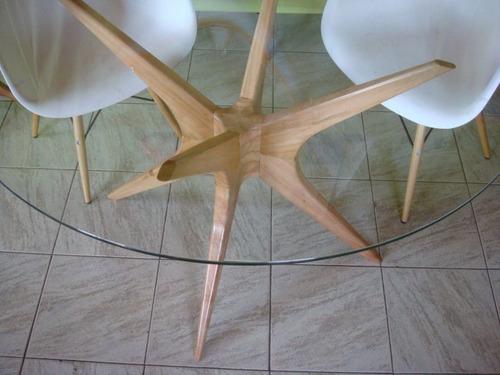 mesa retro diseño antiguo año 60 super sonica art deco