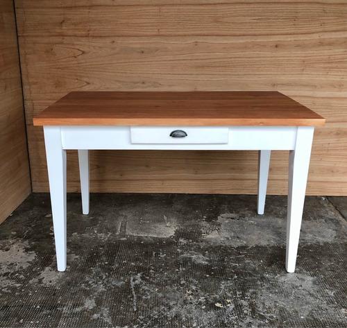 mesa retro/vintage / rústica / cocina 120x70