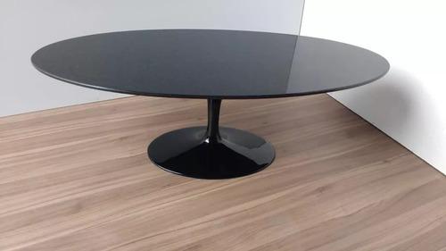 mesa saarinen oval jantar 1,80 x 1,00 são gabriel