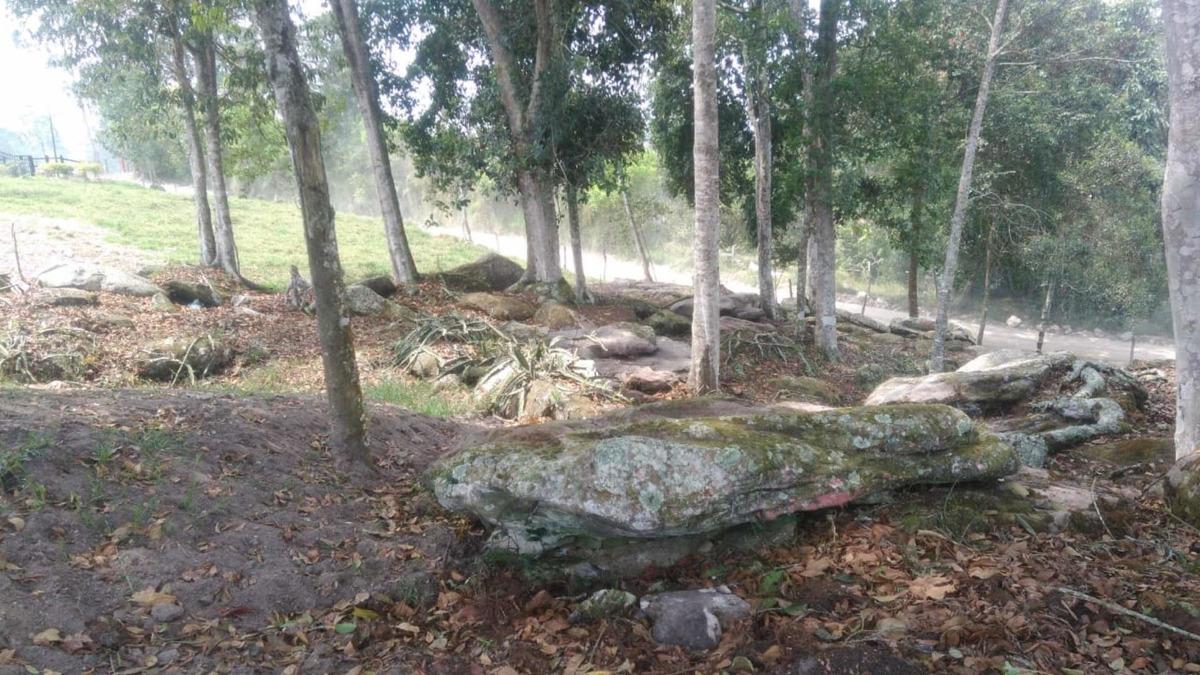 mesa santos , vereda san javier. 12 minutos del peaje. 4 km