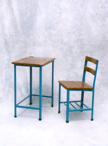 mesa silla escolar