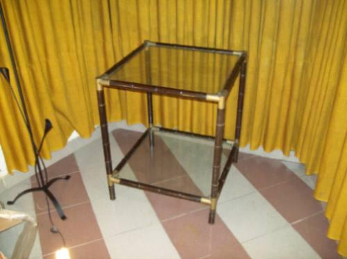 mesa simil caña
