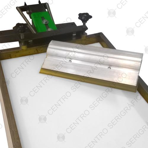 mesa simple 1x1 para schablon serigrafía remeras bolsas pape