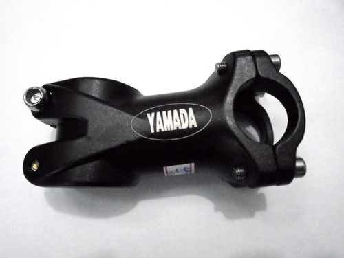mesa suporte de guidão yamada pto (25,4 x 70mm x + 5º).