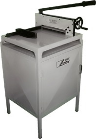 mesa suporte estufa para guilhotina semi industrial 33/34cm