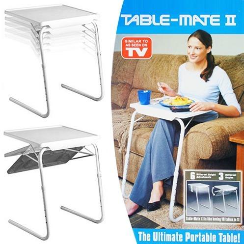 mesa table 2 mate camping juegos computadora estudio