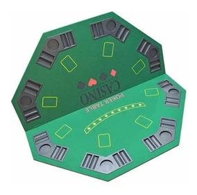Portatil De 8 Jugadores Poker Mesa Tablero 9E2IDWH