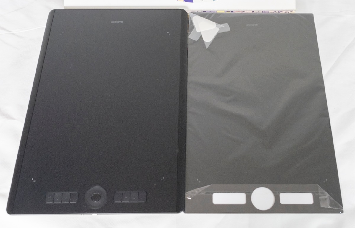 Mesa Tablet Wacom Intuos Pro Grande Pth860 + Smooth Surface