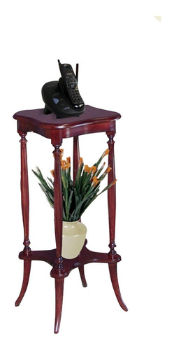 mesa telefonera trébol combinado madera semimate rosbel