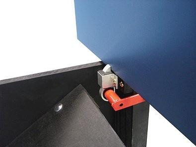 mesa tenis de mesa c/ rodas articulada klopf paredão 1084
