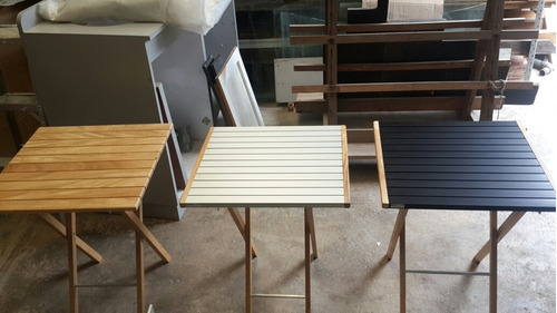 mesa tipo coleman picnic modelo inglesa para exteriores