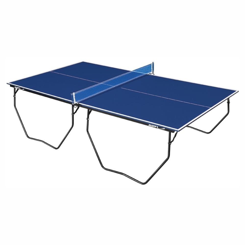 1adce1ae4 mesa tênis de mesa   ping pong klopf 1007 rodízios mdp 15mm. Carregando  zoom.