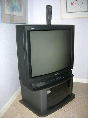 mesa tv sony original made in japan