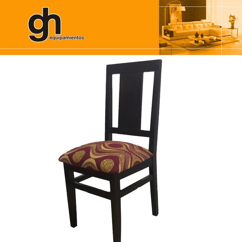 Mesa y 6 sillas tapizadas variedad de modelos cocina gh for Sillas de cocina tapizadas
