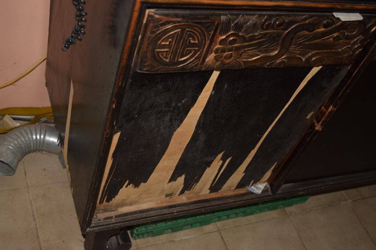 Como restaurar una mesa cmo reparar el mrmol with como - Reparar muebles antiguos ...