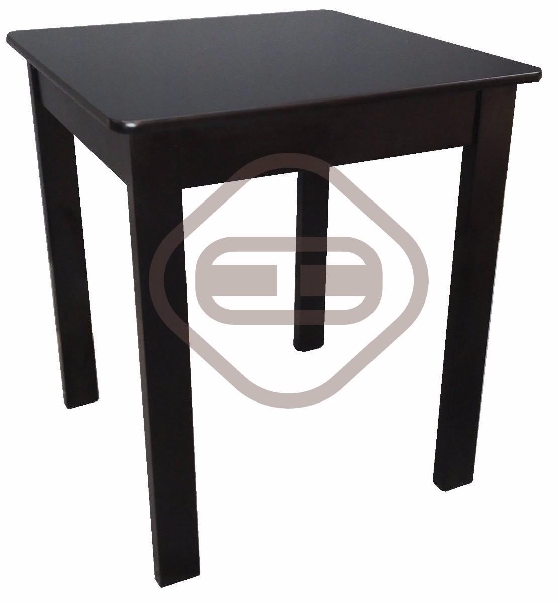 Mesa y sillas bar confiteria resto laqueado poliuretanico for Sillas para bares y confiterias