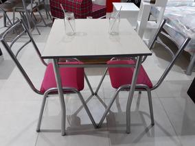 Mesa Silla Cocina Moderna - Hogar, Muebles y Jardín en Mercado Libre ...