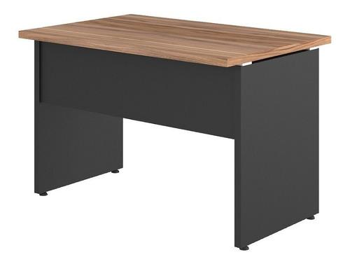 mesa yaris 1,50 c/ armário baixo + gav preto/calvi atacadao