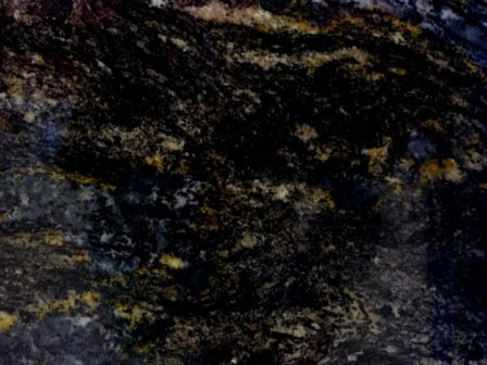 mesada de granito negro boreal 1,40 x 60 con bacha simple