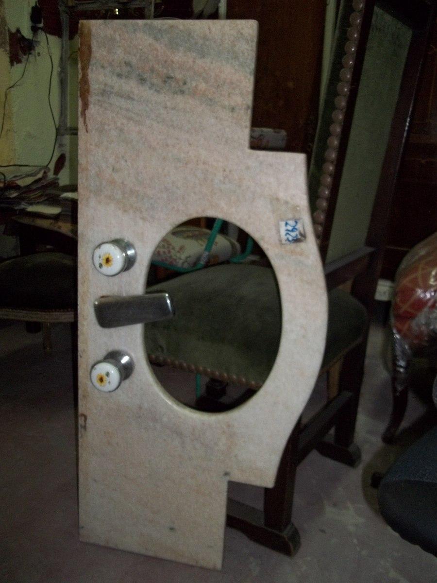 mesada de mármol con griferia para baño o cocina - $ 2.500,00 en ... - Griferia Para Bano En Mercado Libre