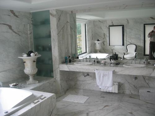 mesada en marmol y granito. mesadas cocina  negro brasil