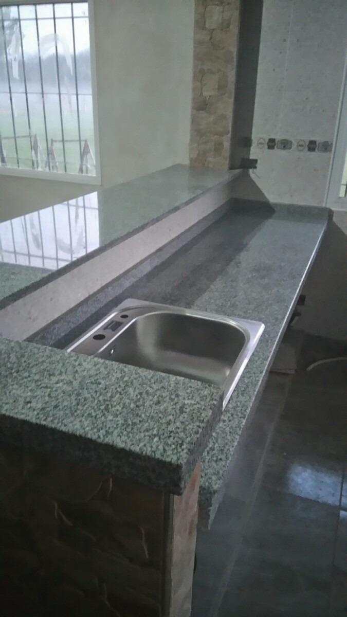 Mesadas De Cocina Fabricantes 2 300 00 En Mercado Libre # Fabrica De Muebles Vedia