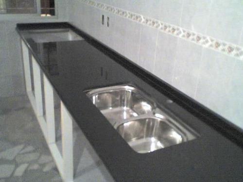 mesadas de cocinas y baños